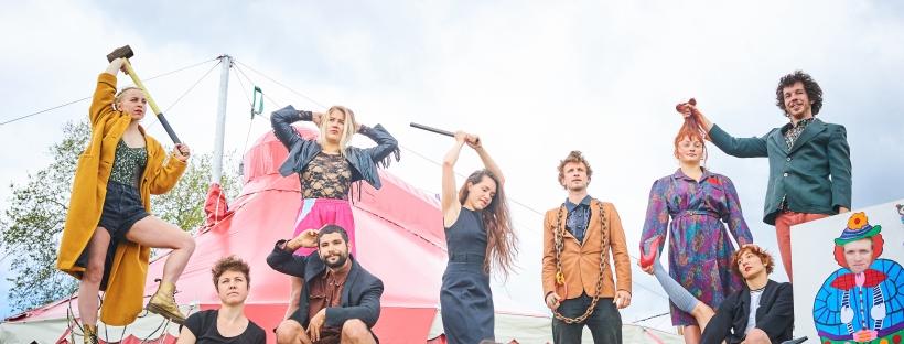 Compagnies sélectionnées - Travesía Pyrénées de Cirque
